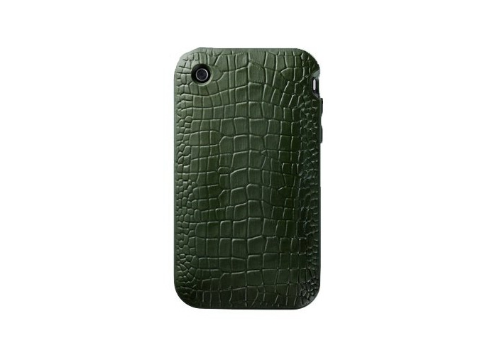 SwitchEasy Reptile Case for iPhone Emerald - 1