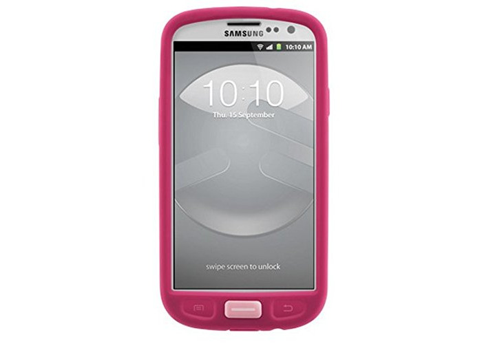 Switcheasy SW-COLG3-P Case for Samsung Galaxy S3 i9300 - Fuchsia - 1