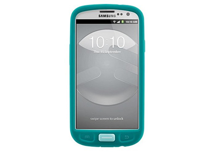 Switcheasy SW-COLG3-TU Case for Samsung Galaxy S3 i9300 - Turquoise - 2