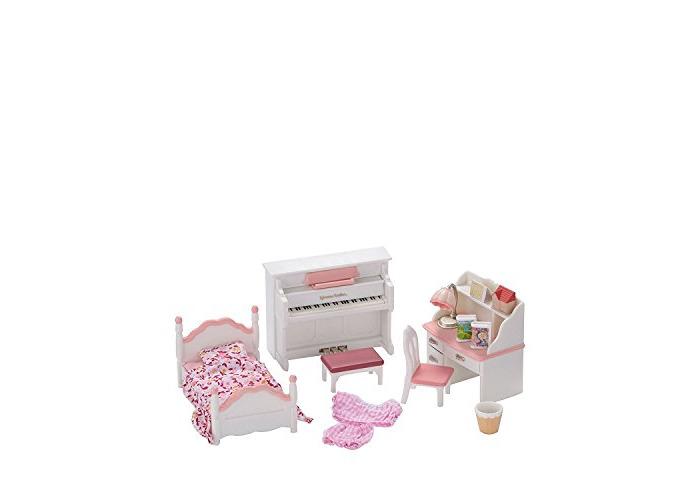 Sylvanian Families Kids Girl's Bedroom Set - 1