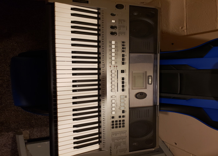 Electric Keyboard - 2