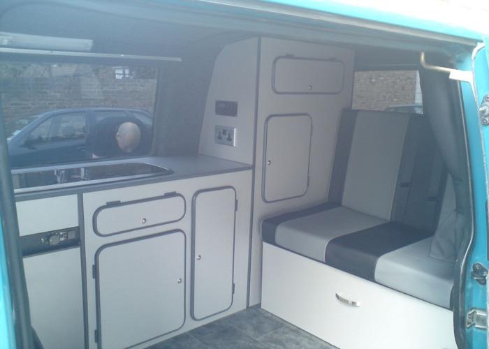 T4 Volkswagen Campervan - 2