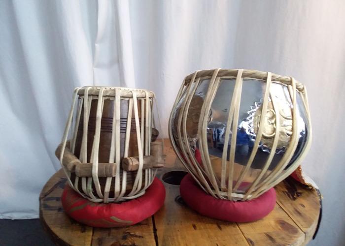 Tabla - Indian Percussion Drum - 1