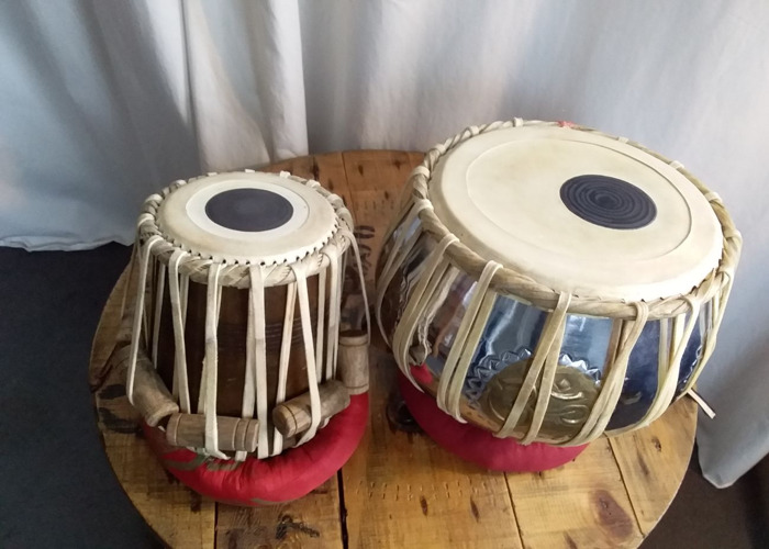 Tabla - Indian Percussion Drum - 2