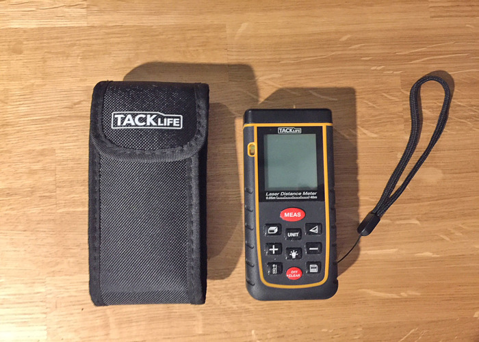 Tacklife Laser Measure HD40m - 1