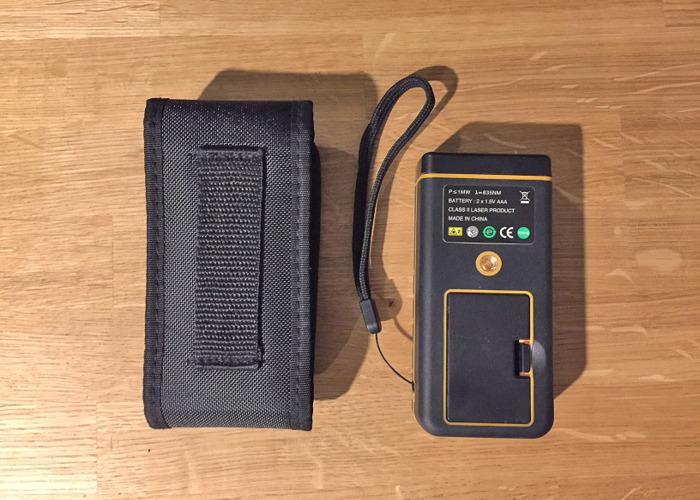 Tacklife Laser Measure HD40m - 2