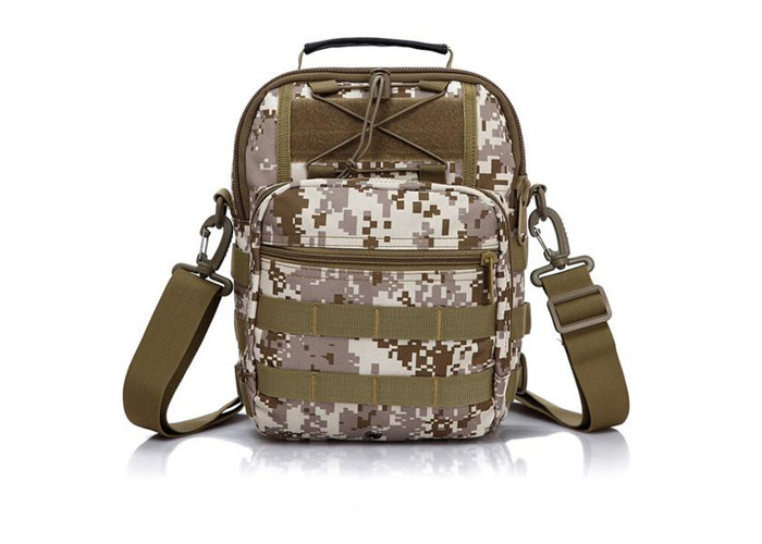 Tactical Camping Outdoor Sport Chest Pack Crossbody Shoulder Bag - 1