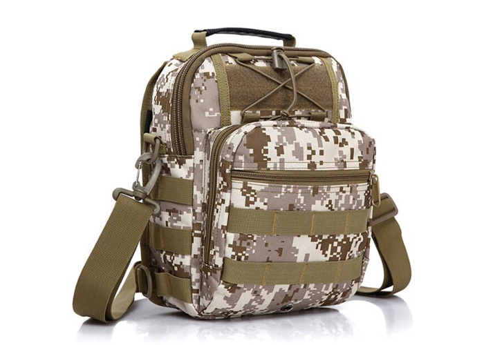 Tactical Camping Outdoor Sport Chest Pack Crossbody Shoulder Bag - 2