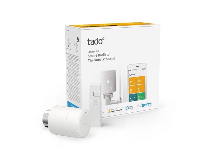 Tado Smart Radiator Thermostat Starter Kit - V3+V - 1
