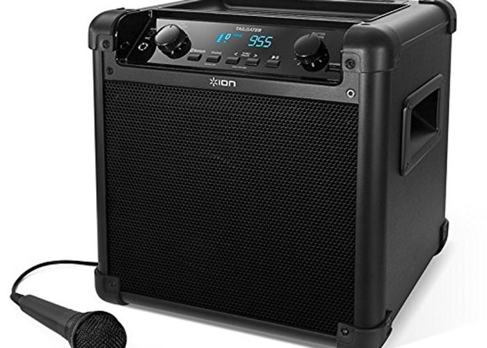 Tailgating speaker / Portable PA - 1