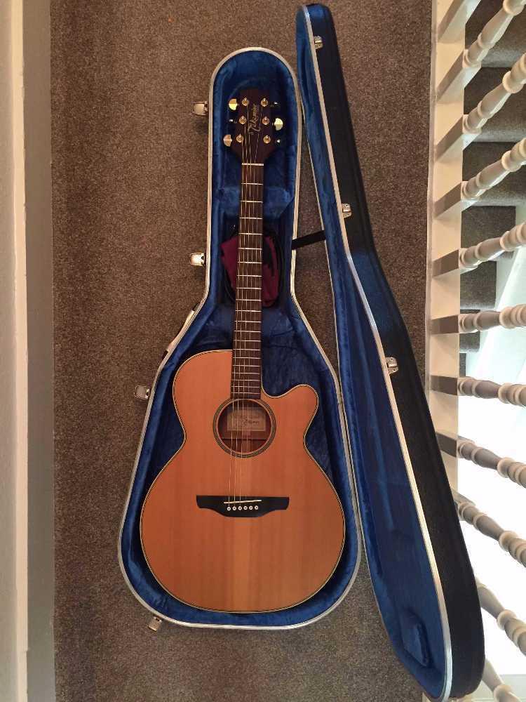 Takemine EG40C Electro-Acoustic Guitar - 1
