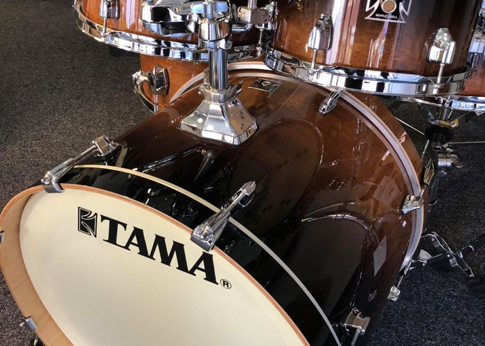 TAMA Superstar Vintage CFF with Hardware & Cymbals - 1