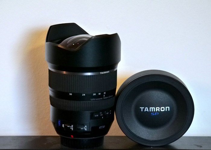 Tamron 15-30mm VC Lens Canon Mount - 1