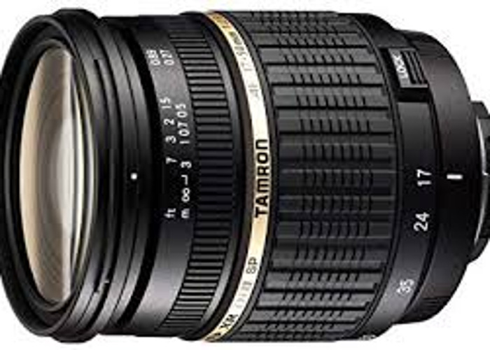 tamron 17-50 2.8 lens Canon EF fit - 1