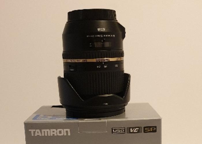 Tamron 24-70 2.8 di vc usd sp - 1
