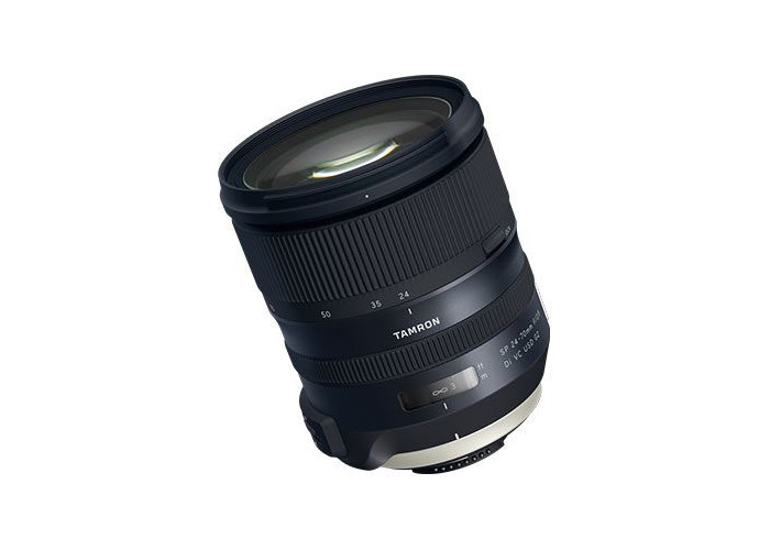 Tamron 24-70mm f2.8 Di VC USD G2 Lens - Nikon Fit - 1