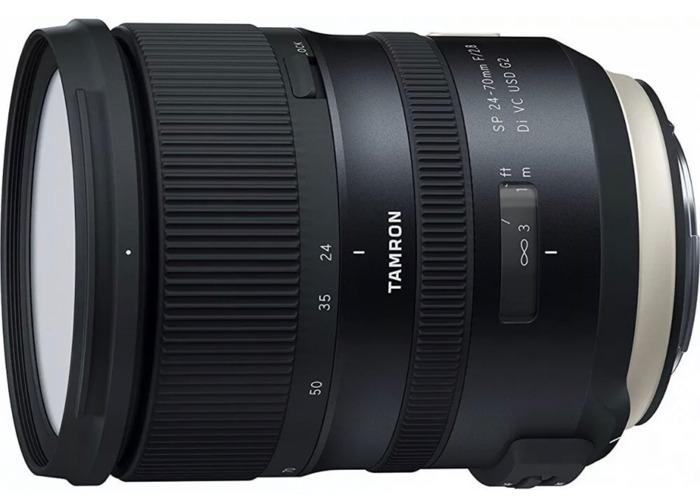 Tamron 24-70mm G2 VC lens - 1