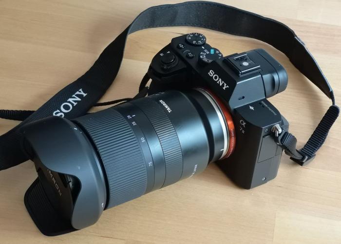 Tamron 28-75mm F2.8 for SONY FE full frame lens - 2