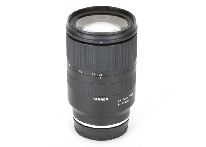 Tamron 28-75 f2.8 Sony FE - 2