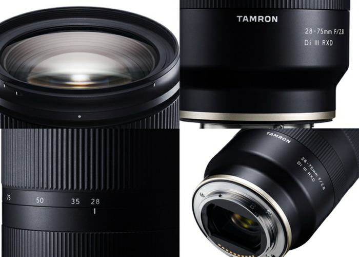 28-75mm f2.8 TAMRON (Sony mount)  - 2