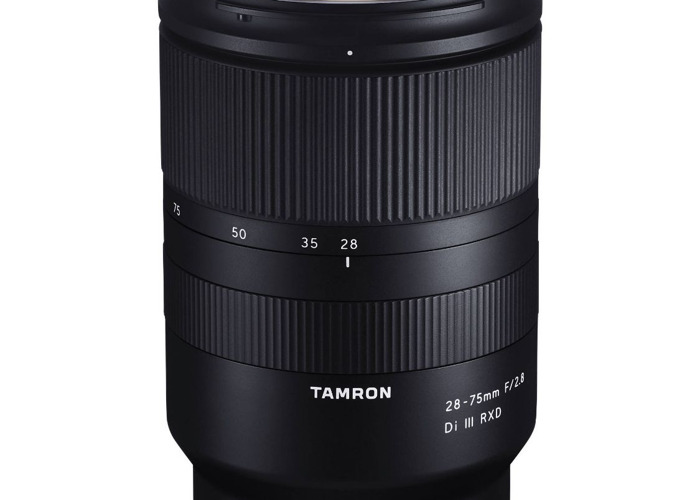 Tamron 28-75mm 2.8 Di III RXD Lens (Sont Fit) - 1