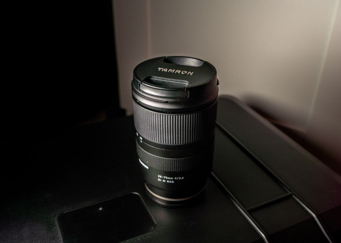 Tamron 28-75mm F2.8 - For Sony FE Mount - 1