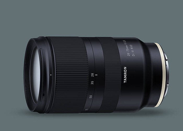 Tamron 28-75mm F2.8 - Sony E Mount - 1