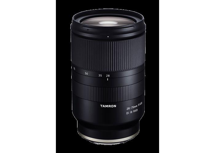 Tamron 28-75mm F2.8 Di III RXD Lens - Sony E-Mount - 1