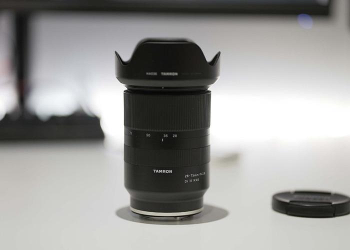 Tamron 28-75mm f/2.8 Di III RXD Lens Sony E Mount - 1