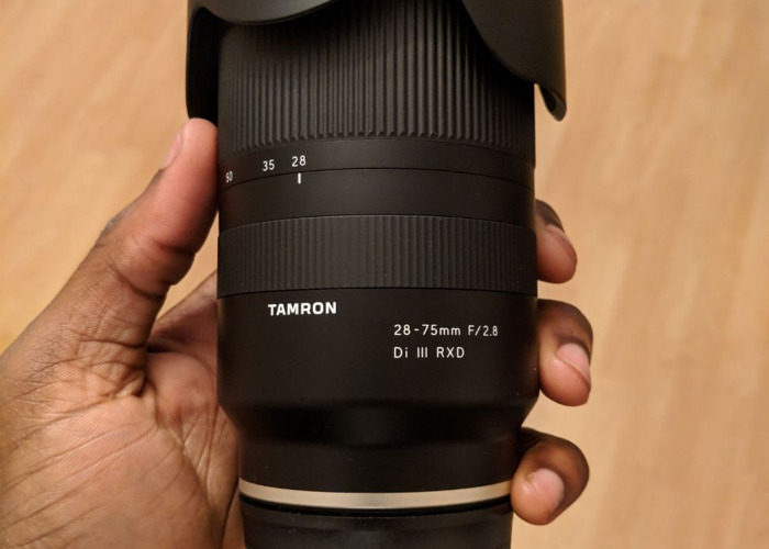 Tamron 28-75mm f2.8 Di III RXD (Sony Full Frame E Mount) - 2