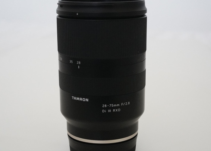 Tamron 28-75mm f/2.8 RXD Sony FE-Mount Zoom Lens - 1