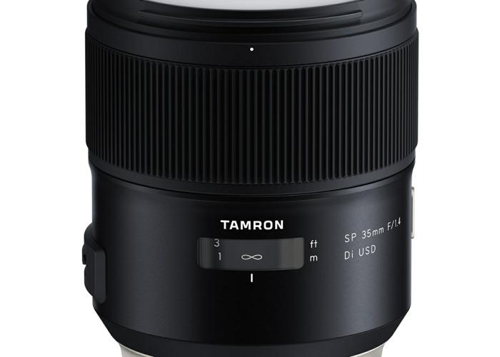 Tamron 35mm 1.4 Nikon - 1