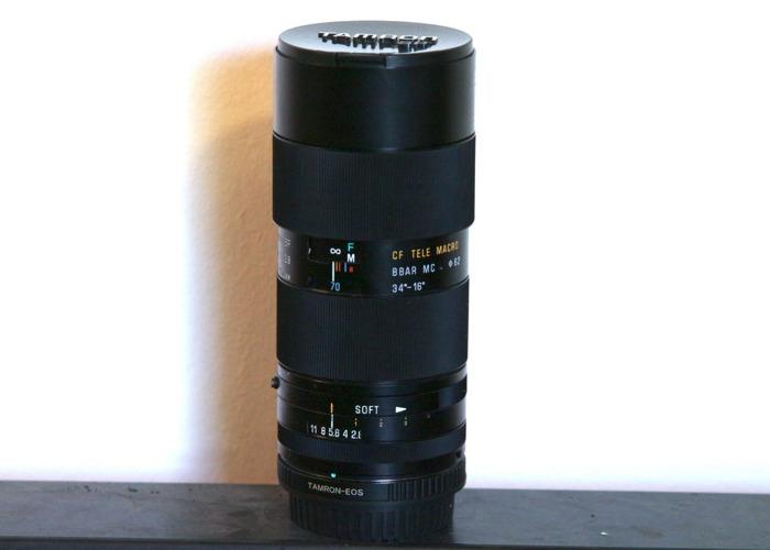 Tamron 70-150 F2.8 Soft Focus Lens - 1