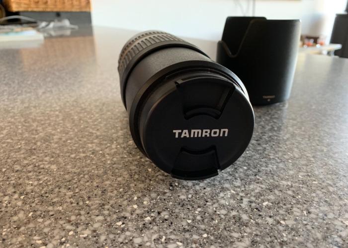 Tamron 70-300mm lens f4/5.6 - 1