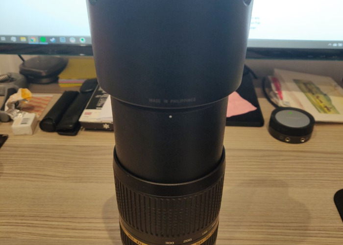 Tamron 70-300mm lens for Sony - 2