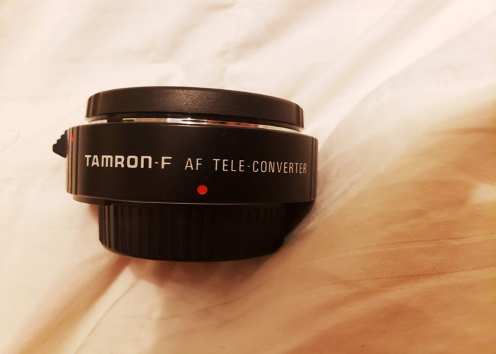 Tamron F AF Tele-converter  - 2