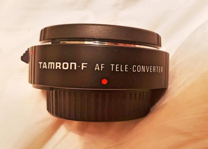 Tamron F AF Tele-converter  - 1
