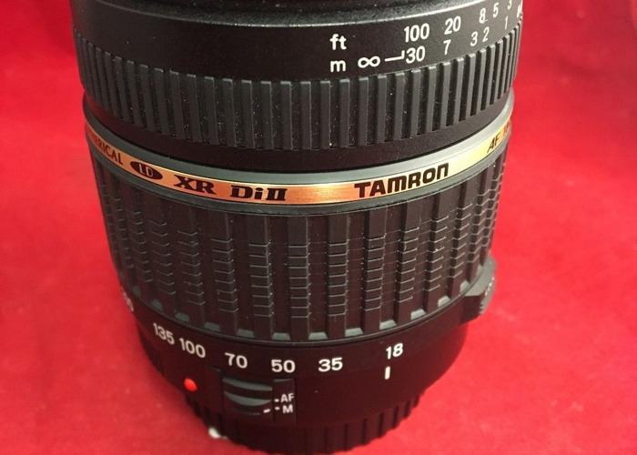 Tamron LD 18-200mm F3.5-6.3 II AF DiII LD XR Aspherical IF L - 1