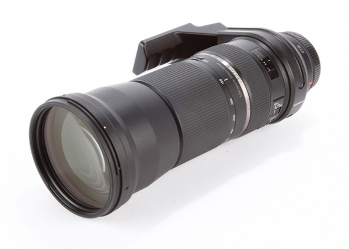 Tamron SP 150-600mm f/5-6.3 VC USD Canon Fit - 1