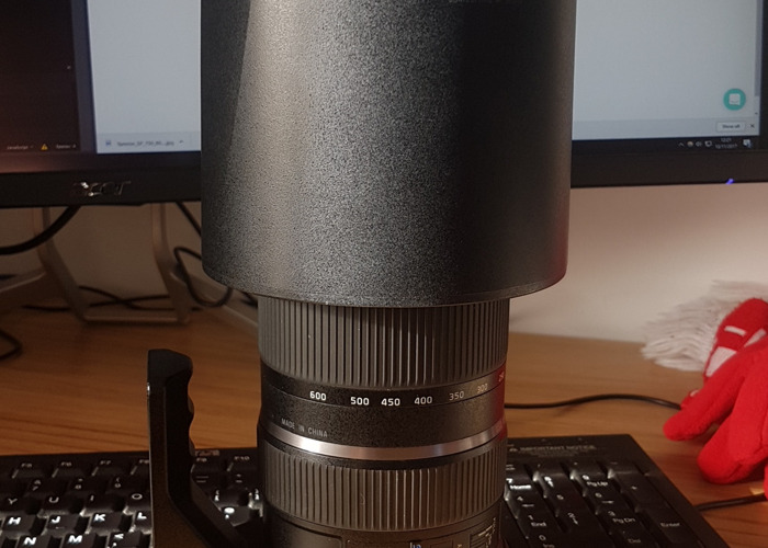 Tamron SP 150-600mm f/5-6.3 VC USD Canon Fit - 2