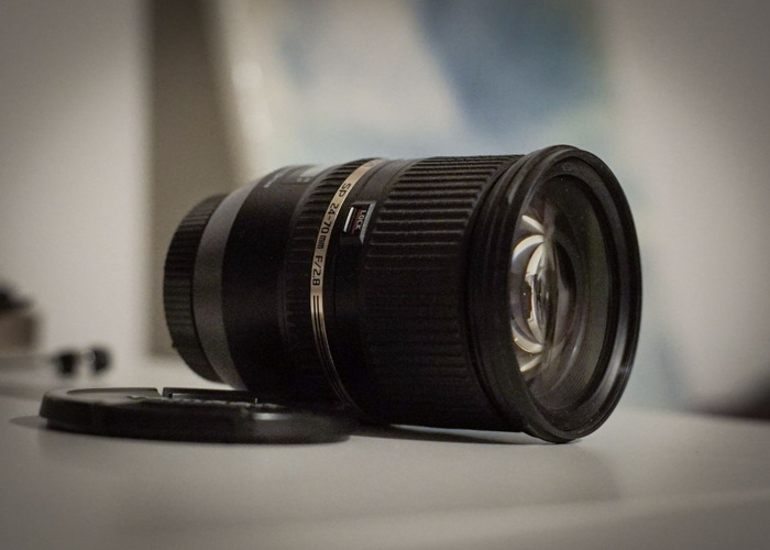 Tamron SP 24-70mm F/2.8 Di VC USD for Canon - 1