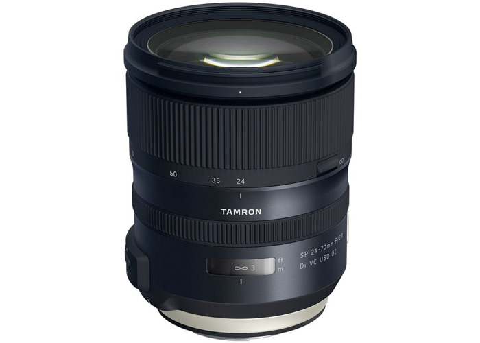 Tamron SP 24-70mm f2.8 G2 VC USD Lens - Canon EF - 1