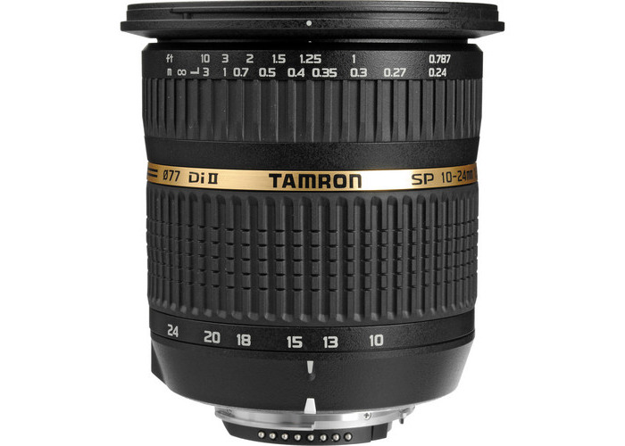 Tamron SP AF 10-24mm f / 3.5-4.5 DI II Zoom Lens For Nikon DSLR Cameras - 2