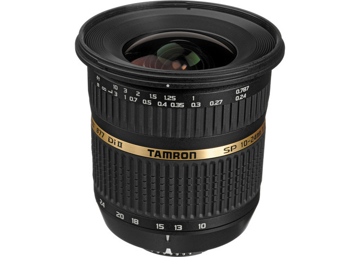 Tamron SP AF 10-24mm f / 3.5-4.5 DI II Zoom Lens For Nikon DSLR Cameras - 1