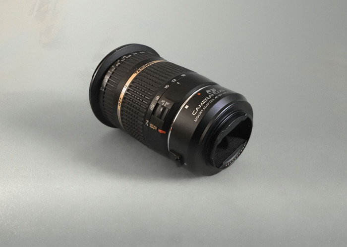 Tamron SP AF 10-24mm F/3.5-4.5 Di II LD Aspherical Lens (EF) - 2