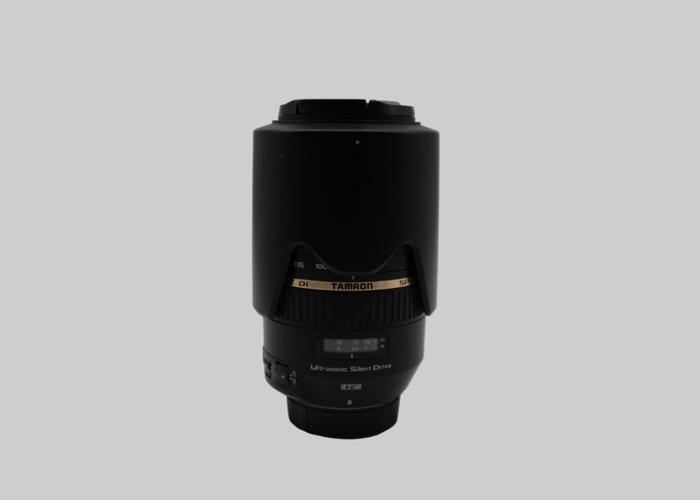 Tamron SP AF 70-300 F/4-5.6 Di VC USD Lens for Nikon - 1