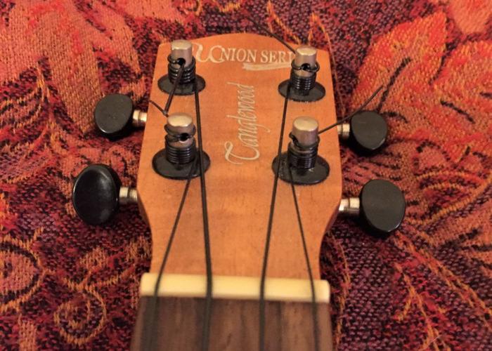 Tanglewood Soprano Ukulele - 2