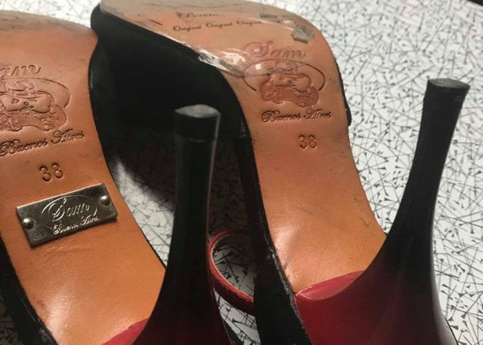 tango shoes size 5 - 2