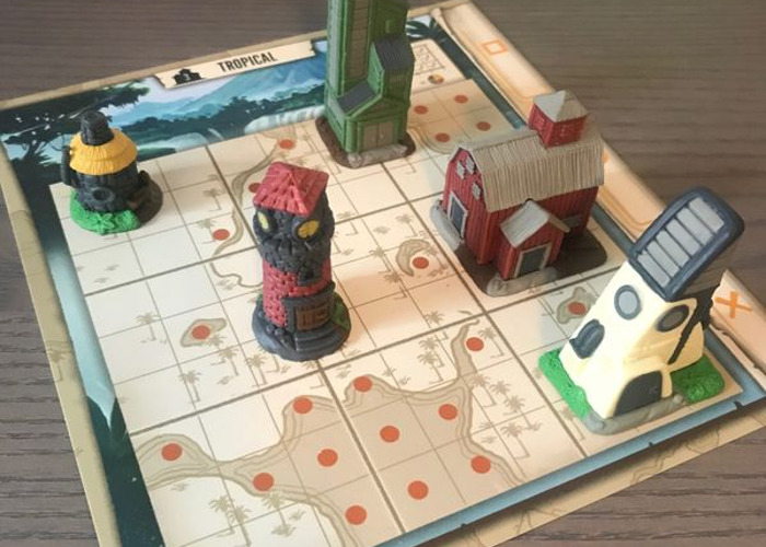 Tapestry Board Game by Stonemaier Games - 2
