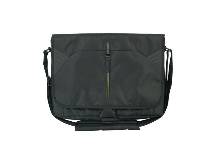 Targus Dart Messenger Case for 13.3 inch Ultrabook and Macbook - Black - 2